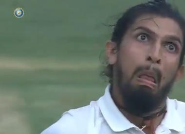 The Kohli advice that led to Ishant making faces at Smith
