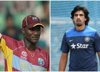Ishant Sharma called Daren Sammy 'k****' in a 2014 Instagram post