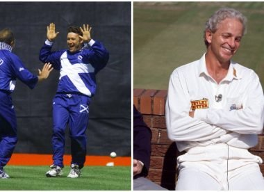 The 'club cricket' ploy that helped Scotland dismiss David Gower for a duck
