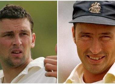 How Hussain deprived Harmison of his England Test debut at the coin toss