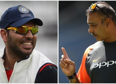 The Ravi Shastri retort to Yuvraj Singh that was months in the making