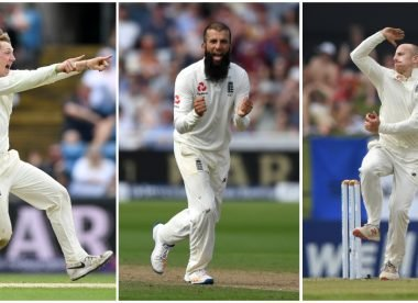 Who should be England's first-choice Test spinner? Wisden writers have their say