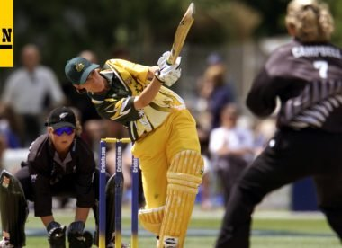 Wisden's women's innings of the 2000s, No.5: Belinda Clark's 91