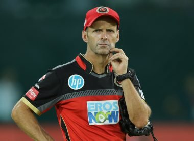 'Job is on the line from game one' – Gary Kirsten on his time as RCB coach