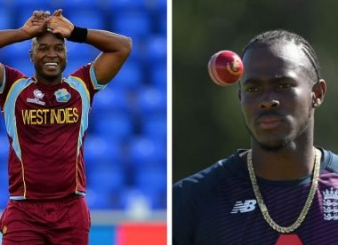 'How are you not a coach yet' – Jofra Archer hits back at Tino Best criticism