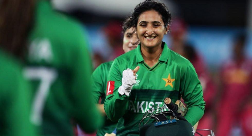Pakistan Women captain Bismah Maroof