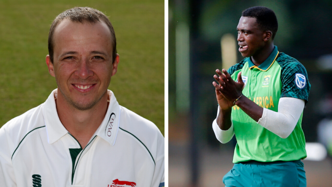 White former South Africa players criticise Lungi Ngidi's BLM stance