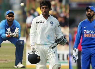 Who should be India's wicketkeepers across formats? Wisden readers have their say