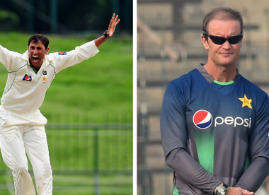 Grant Flower: Younis Khan held a knife to my throat when I tried to give him batting advice