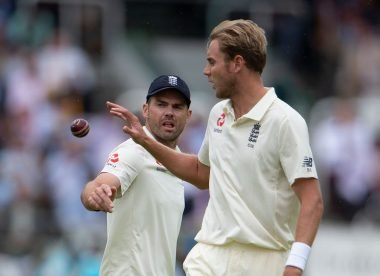 Michael Vaughan: I would prefer Anderson over Broad for Southampton Test