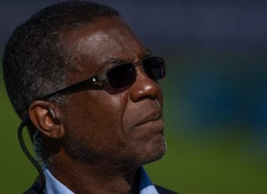 Holding: Sibley's marathon a 'great innings' for West Indies
