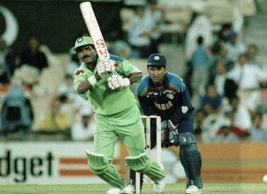 'He started imitating me' - Why Javed Miandad mocked Kiran More in the 1992 World Cup