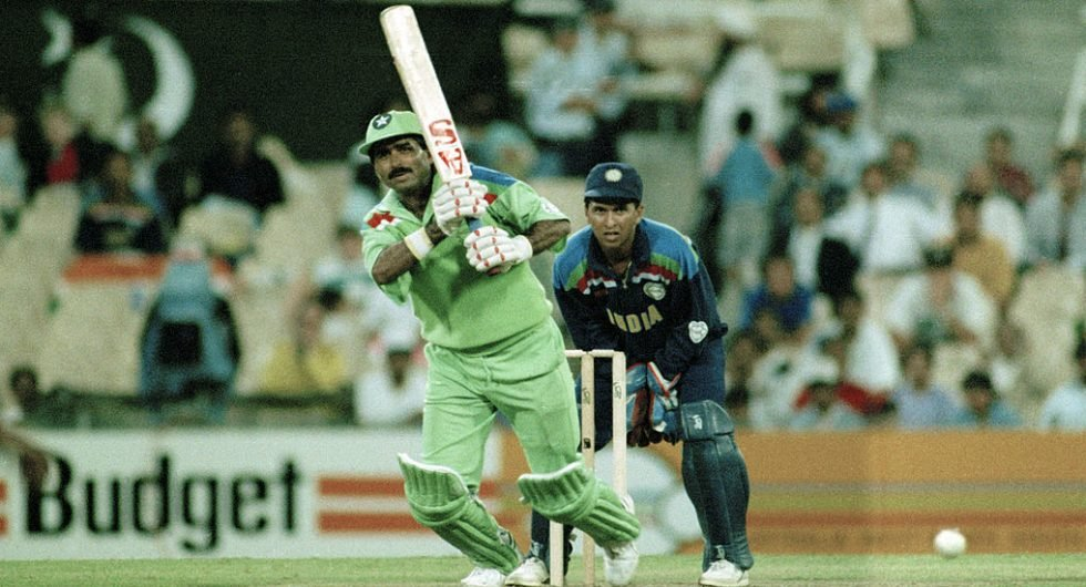 He Started Imitating Me' - Kiran More Relives 1992 WC Run-In With Miandad