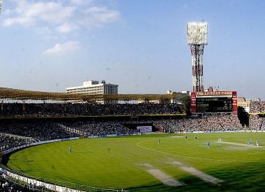 Quiz! Name every Indian with a Test wicket at Eden Gardens since 2000