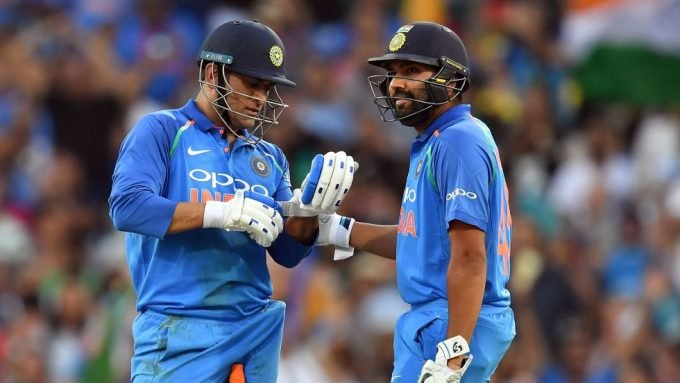 'Rohit is the next MS Dhoni' – Raina compares captaincy styles