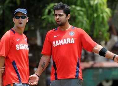 'You might think you have got it' – Gary Kirsten's first impressions of Virat Kohli