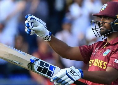 When young guns Fernando and Pooran lit up a dead rubber – Almanack