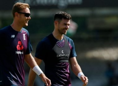 Nasser Hussain: I would have no hesitation in picking Anderson & Broad together