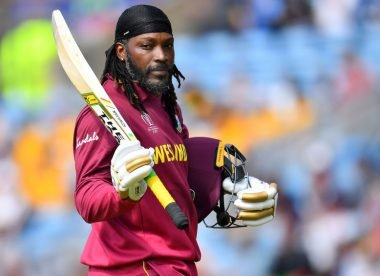 How young guns blossomed in Gayle's final World Cup game – Almanack
