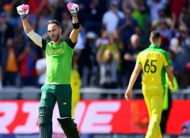 How South Africa's whimpering 2019 World Cup run ended with a bang  – Almanack