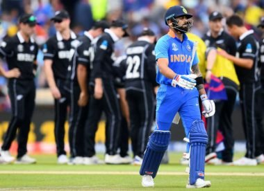 When '45 minutes of bad cricket' shattered India's World Cup dream – Almanack