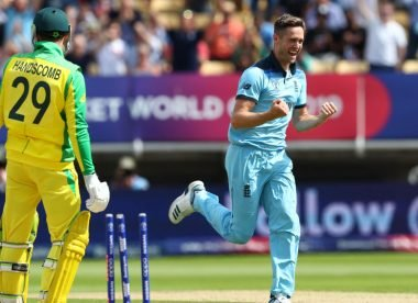How an unstoppable England halted Australia's World Cup defence – Almanack