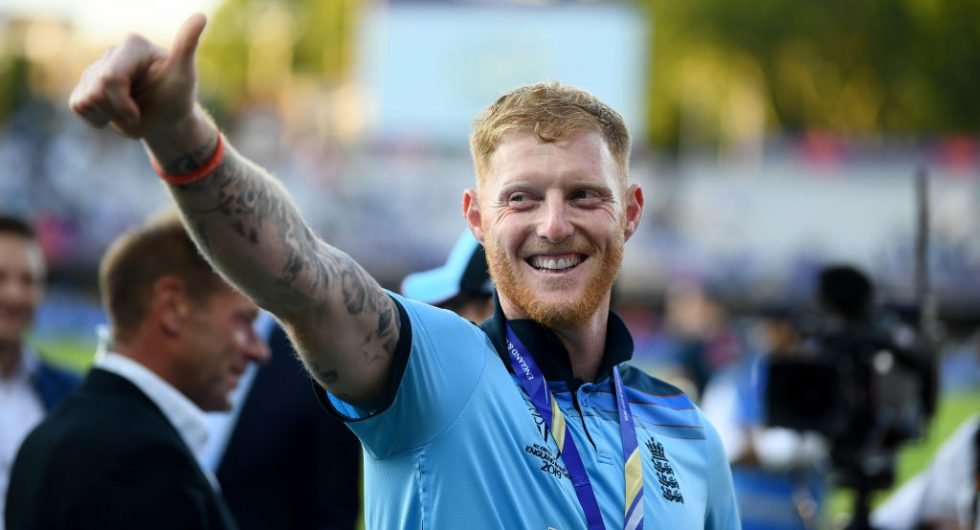 Stokes, 2019 World Cup final