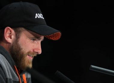 When cricket's biggest cynics gave Williamson a standing ovation