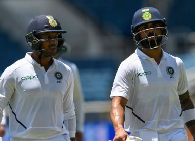 Why Kohli picked Agarwal to solve India's opening woes in Australia