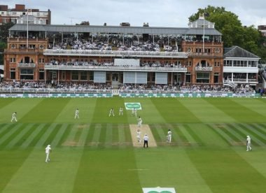 Cricket and mental health: A healing at Lord's – Almanack