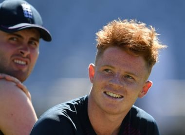 Nasser Hussain explains what Sibley can learn from Ollie Pope's approach to spin