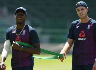 Broad: Jofra Archer the only quick sure of his place in England's first-choice Test side