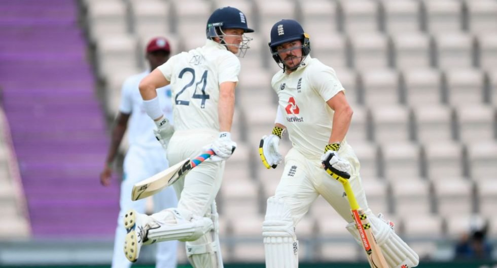 Rory Burns reaches 1000 test runs
