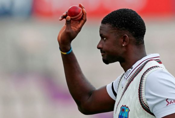 Jason Holder's success shows England folly of Stuart Broad snub