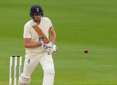 David Lloyd: Sibley needs to 'expand options' for England to push for a win