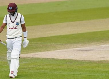 Curtly Ambrose calls for West Indies to leave out Shai Hope for the third Test