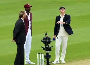 Stuart Broad defends Ben Stokes' toss decision in first West Indies Test