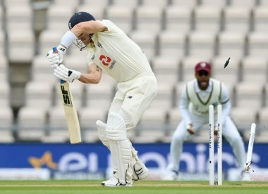 Nasser Hussain points out technical issue in Joe Denly's batting