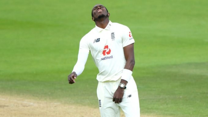 In defence of Jofra Archer