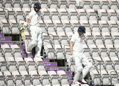 Stats: Burns and Sibley are the best England opening pair since Cook and Strauss