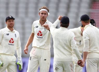 Stuart Broad: Second new ball will be important in victory push