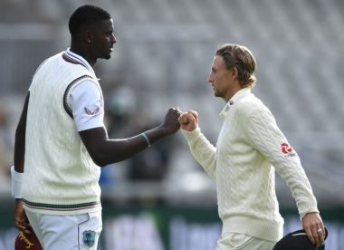 Combined XI: Wisden's England-West Indies team of the series
