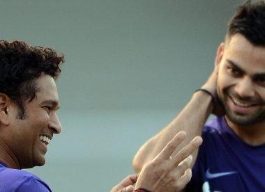 How Sachin Tendulkar helped a struggling Virat Kohli after dismal 2014 England tour