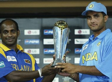 'We told him not to worry' – When Ganguly visited the Sri Lankan dressing room