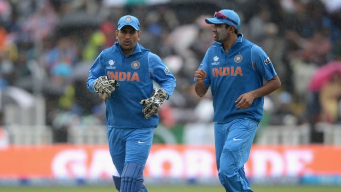 How MS Dhoni helped Ashwin become a better bowler