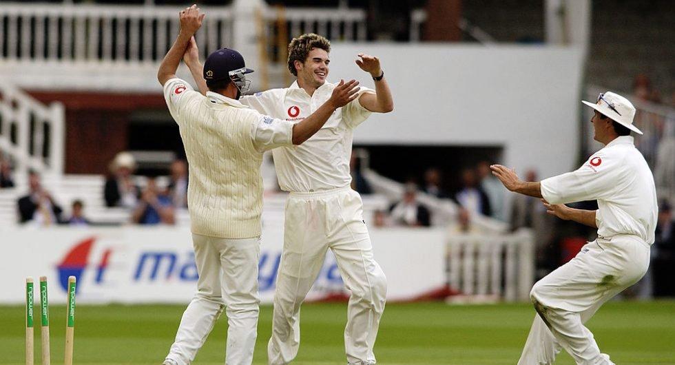 James Anderson (Test rookies)