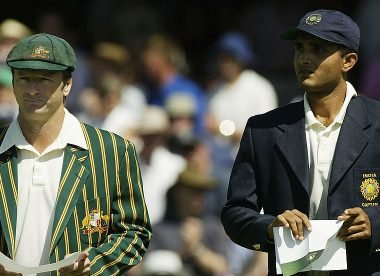 Why Ganguly repeatedly turned up late for the toss during Australia's 2001 tour