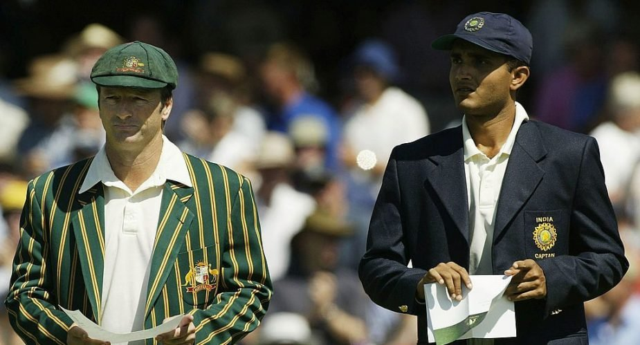 Why Ganguly Repeatedly Turned Up Late For The Toss Against Australia
