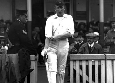Warwick Armstrong: One of Australia's first great captains – Almanack