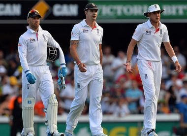 When Broad, KP and Prior were looking for a taxi and ended up in an ambulance